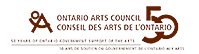 Sponsor: Ontario Arts Council